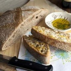 Wheat French Sour Dough Bread