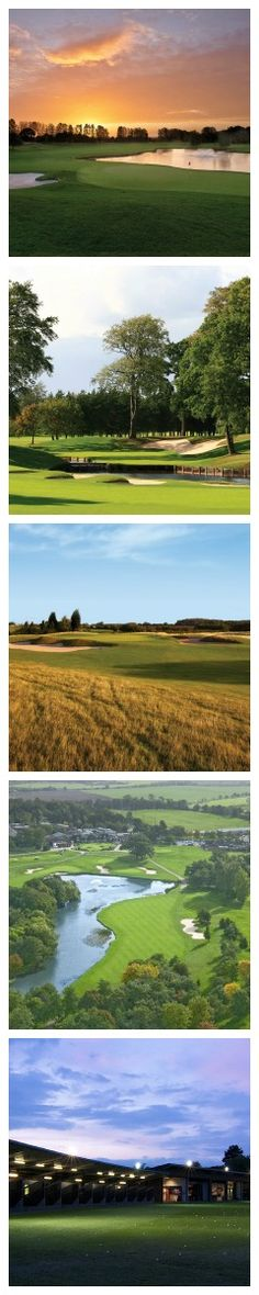 GOLF AT THE BELFRY, West #Midlands - De Vere Hotels | Synonymous with golf and a haven for both professional and amateur golfers. The Belfry has been host to more Ryder Cup matches than any other venue in the world, and is steeped in tournament history | www.thebelfry.co.uk/golf #golf