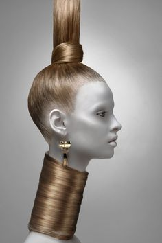 A kind of Beauty by La Griffe , via Behance