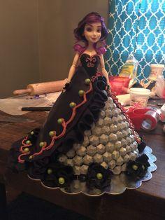 #descendants #mal  Make cake from the descendants front view