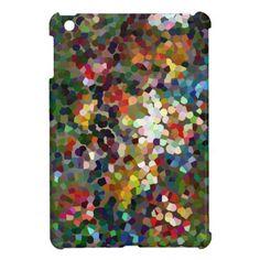 Natural Colorful Sparkling Glitter iPad Mini Cases