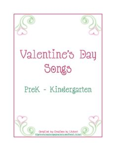 valentines song chords