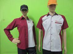 At Works Uniforms WhatsApp 010 3425 700 Corporate Shirts, Corporate Uniforms, The Office Shirts, Work Shirts, Trending On Pinterest, Text Editor, Uniform Design, Shirt Mockup, Cheap Shirts