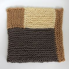 2 dishcloths that are a little bit challenging, and fun to knit!  two color brioche, & log cabin technique.  Cute Cloth and Rad Rag -   free patterns  Pickles