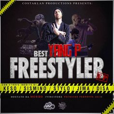Yang P - Best Freestyler EP / Hip Hop version (2016)