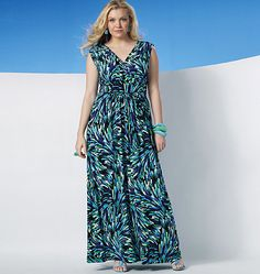 McCall's Pattern: M6073 Misses' Women's Dress In 3 Lengths — jaycotts.co.uk - Sewing Supplies