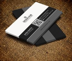 Business Card Template by Psd Templates on @creativemarket