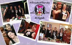 #ThrowbackThursday with our sister dolls, The Modified Dolls UK Chapter. If you`d like to join the #UK dolls, visit their Facebook page or our website: http://www.themodifieddolls.org/be-a-doll/  #TBT #ModifiedDolls #ModifiedWomen #UKdolls #tattoos #BodyModification #NonProfit #SupportingCharities #TattooedWomen #MakeADifference #HelpingOthers #recruiting #VolunteersNeeded #DareToBeDifferent