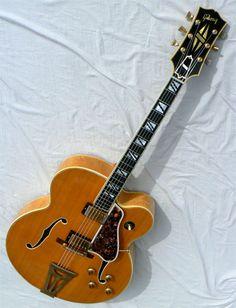 1958 Gibson Super 400CESN Serial #: A-27838