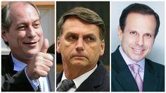 CIRO GOMES DIZ: DÓRIA FOI EXPULSO POR CORRUPÇÃO E CHAMA BOLSONARO DE PER...