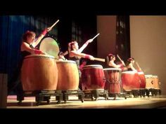 Fushu Daiko returns to the #morikami stage this summer at Sushi & Stroll! Join us every second Friday May-September. See you then :) #sushi #taiko