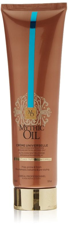 L'Oreal Mythic Oil Creme Universelle 5 Ounces ** This is an Amazon Affiliate link. Click on the image for additional details.