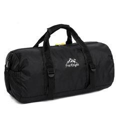 Waterproof Nylon Large Capacity Ultralight Foldable Gym Bag