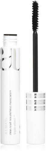 Almay One Coat Nourishing Mascara, Triple Effect, Blackest Black 501, 0.27-Ounce Package >>> See this great product.