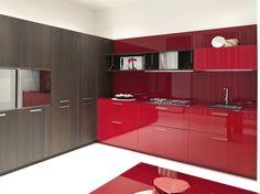 Kitchen NOBLESSE   Oak kitchen Noblesse Collection by Aster Cucine   design Lorenzo Granocchia
