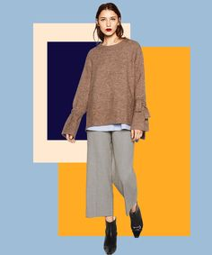 Best Zara Clothing - New Arrivals Fall Fashion | What you need to scoop up from Zara's New Arrivals. #refinery29 http://www.refinery29.com/best-zara-clothing-shop-now
