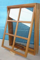 Cedar Colonial Window 730 x 940 CED02 | Simply Doors and Windows