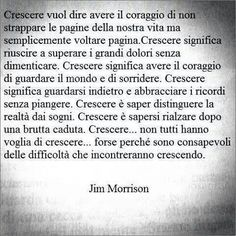 Crescere Powerful Words, Sentences, Mood, Sayings, Quotes, Easy, Smile, Bead, Qoutes