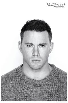 Channing Tatum Covers The Hollywood Reporter, Talks Magic Mike XXL image Channing Tatum The Hollywood Reporter Photo Shoot November 2014 003