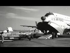 Salute to Military Air Transport Service (MATS) 1963 US Army, The Big Picture https://www.youtube.com/watch?v=N_HpyOVF17o #aviation #logistics