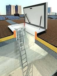Image Result For Roof Sliding Stair Hatch Roof Access Hatch Roof Hatch Roof Access Ladder