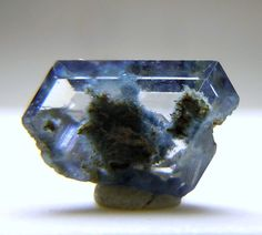 Benitoite. A very rare mineral from California