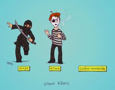 silent killers by ~Bob-Rz on deviantART