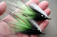 Green Butt Skunk - Spey Pages