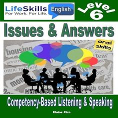 16A Life Skills Level 6 Listening and Speaking Book - Student by- http://ift.tt/29lmqbh #learnenglish #speaking #lifeskills #speaking #advice #studentbook #skills