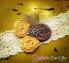 SALE GWENDOLYN GARTER / Wedding garter / by SouthernEverAfter, $24.99