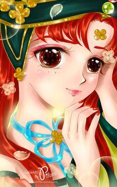 Princess Meteor by Pillara