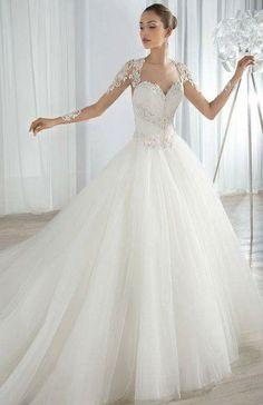 Imagenes de vestidos de novia hermosas