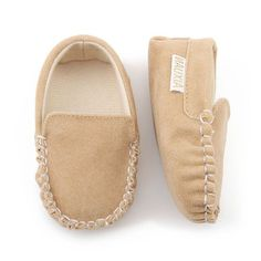 PU Suede Leather Newborn Baby Shoes Boy Girl Moccasins Soft Soled Non-slip Footwear First Walker Kid Shop Global Kids & Baby Shop Online baby & kids clothing toys for baby & kid - Baby Boy Shoes - Ideas of Baby Boy Shoes Baby Boy Shoes, Crib Shoes, Newborn Shoes Boy, Nike Shoes For Boys, Girls Shoes, Baby Moccasins, Leather Moccasins, Baby Boy Newborn, Baby Kids