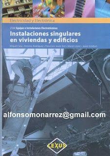 LIBROS DVDS CD-ROMS ENCICLOPEDIAS EDUCACIÓN PREESCOLAR PRIMARIA SECUNDARIA PREPARATORIA PROFESIONAL: LIBRO INSTALACIONES TELECOMUNICACIONES SISTEMAS DE...
