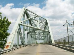 Image detail for -... Dixie Highway Bridge in Lima Ohio Allen County over Railroad