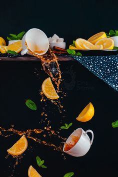 Tea from the top shelf by Dina Belenko on 500px