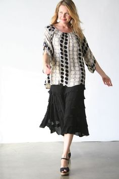 Layer Cake Skirt in our Loco Lindo Vintage Clothing collection at Tender Treasures.