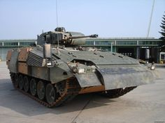Puma Armored Infantry Fighting Vehicle