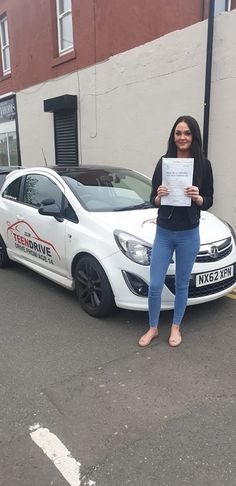 Only mid day and 3 passes already, very well done to Katie Thoms who just passed her driving test with only 3 minor faults excellent drive and well done to our Emma her instructor. Driving Practice, Learning To Drive, Driving Teen, Driving School, Hilary Devey, Automatic Driving Lessons, Driving Courses, Safety Courses, Driving Instructor