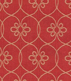 Williamsburg Upholstery Fabric-Delights Bejeweled