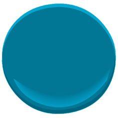 Slush Bleue 770 Peinture - Benjamin Moore Slush Bleue Détails des couleurs de peinture