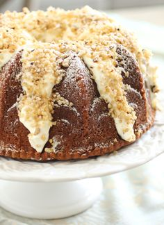 This Italian Cream Bundt Cake is quite divine. It's a bit easier to make since you are not icing 3 layers. It's a great recipe to try as a bundt cake.