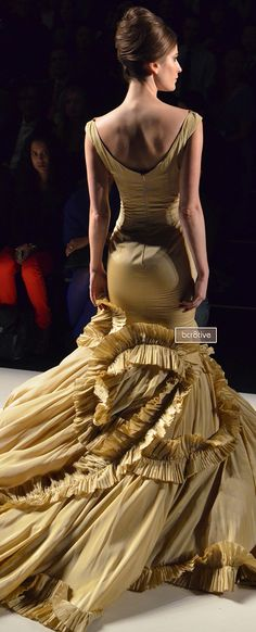 Pavoni SS 2013 - Photo by Amy McNeil