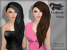 Tameless Hair and Avatars