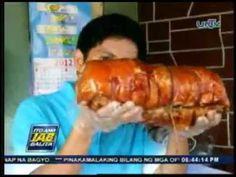 UNTV News: Cebu's boneless lechon belly, patok sa Cebu City (SEP112012)