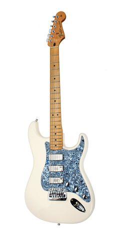 920D Mod Standard MIM Strat Custom Electric Guitar with Seymour Duncan SM-3 Mini Humbuckers - Shop #SiglerMusic $849.00