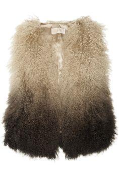 <3 faux fur