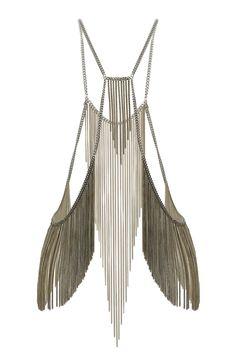 chain body jewelry