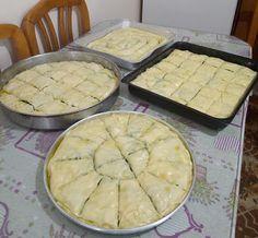 Πίτα -Σπανακόπιτα !!! ~ ΜΑΓΕΙΡΙΚΗ ΚΑΙ ΣΥΝΤΑΓΕΣ 2 Sweet Home, Pie, Desserts, Food, Torte, Tailgate Desserts, Cake, Deserts, House Beautiful