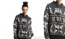 $89 for a Cosy Dark Gray Printed Jacket from Paul and Joe Sister - Tax and Shipping Included! ($368 Value)